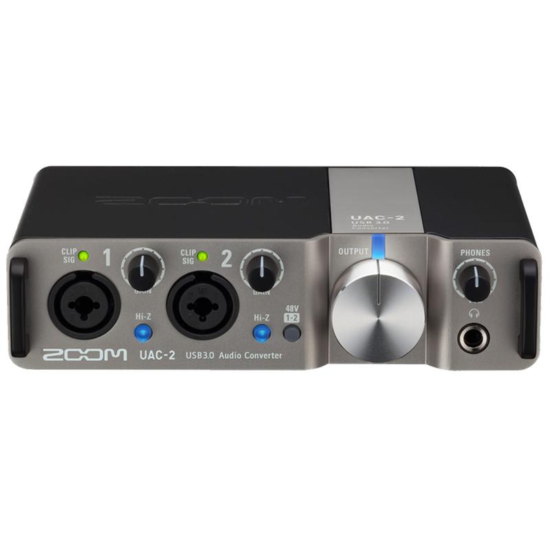 ZOOM UAC-2 UAC-2 安心の日本正規品!USB3.0ケーブル付属 ZOOM!, 浅草冷機:a4c0b5d5 --- makeitinfiji.com