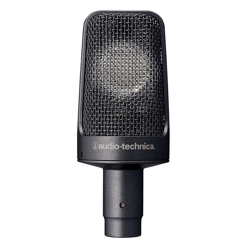 AUDIO-TECHNICA AE3000 コンデンサー:アンプ・タム