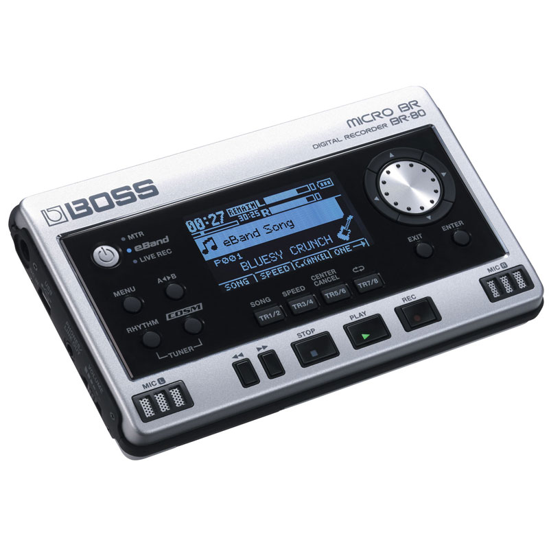 BOSS BR-80 MICRO BR コンパクトMTR