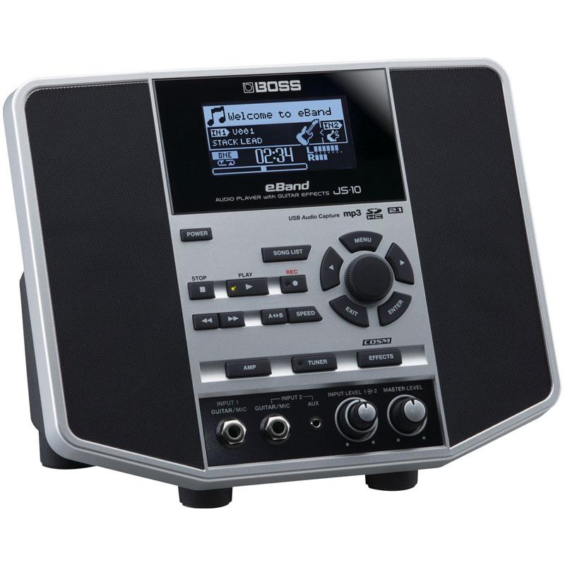 BOSS eBAND JS-10 ギターアンプ・プレイヤー