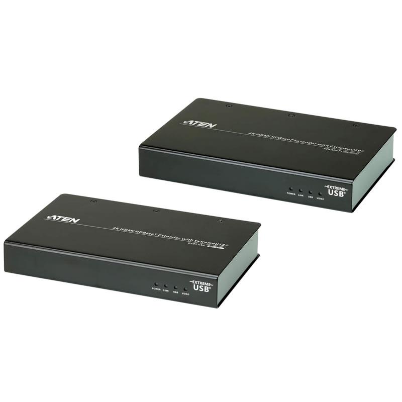 ATEN VE813A 4K USB対応 HDMIツイストペアケーブルエクステンダー