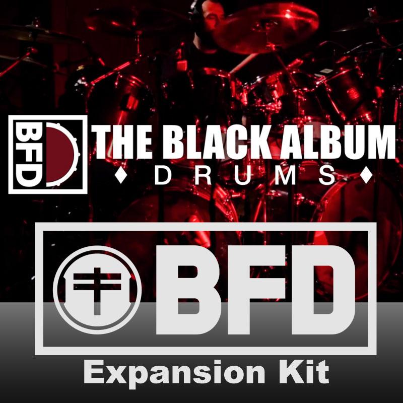 FXPANSION BLACK ALBUM DRUMS ダウンロード版 BFD拡張音源