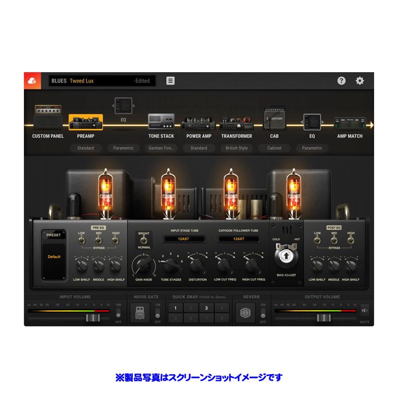 POSITIVE GRID BIAS AMP 2.0 PROFESSIONAL