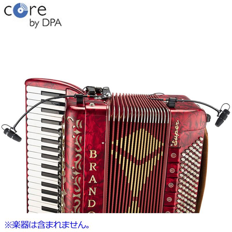 DPA 4099-DC-1-101-A (アコーディオンセット) 安心の日本正規品!