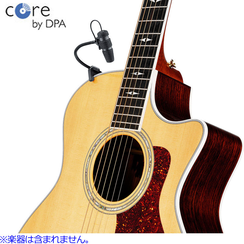 DPA 4099-DC-1-199-G (ギターセット) 安心の日本正規品!