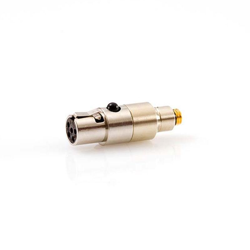 DPA DAD3056 変換アダプター変換アダプター(MicroDot to TA5F Switchcraft) 安心の日本正規品!