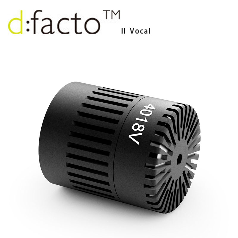 DPA MMC4018V d:fact II VOCAL用アクセサリー マイクカプセル単品 安心の日本正規品!