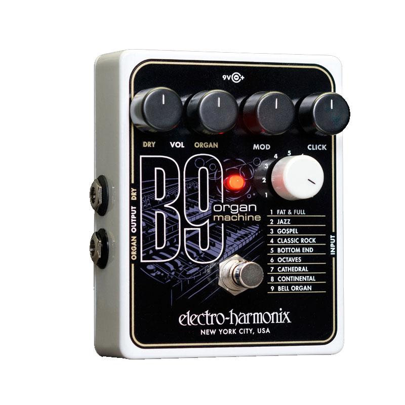 ELECTRO HARMONIX B9 安心の日本正規品!ギターオルガン