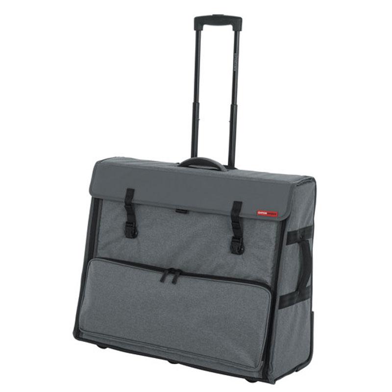 GATOR G-CPR-IM27W 27インチホイール付きiMacバッグ