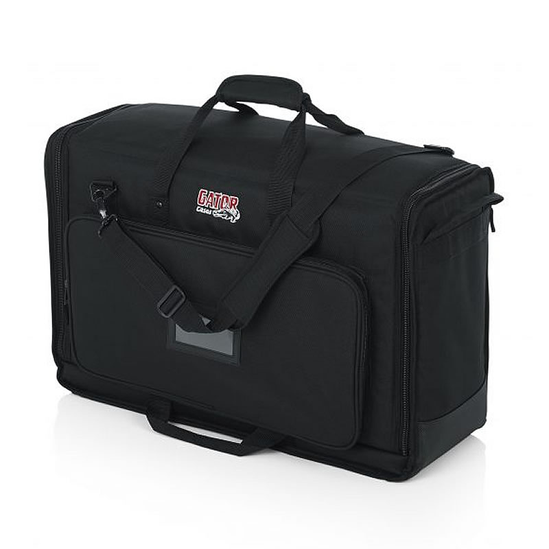 GATOR Small Padded Dual LCD Transport Bag G-LCD-TOTE-SMX2