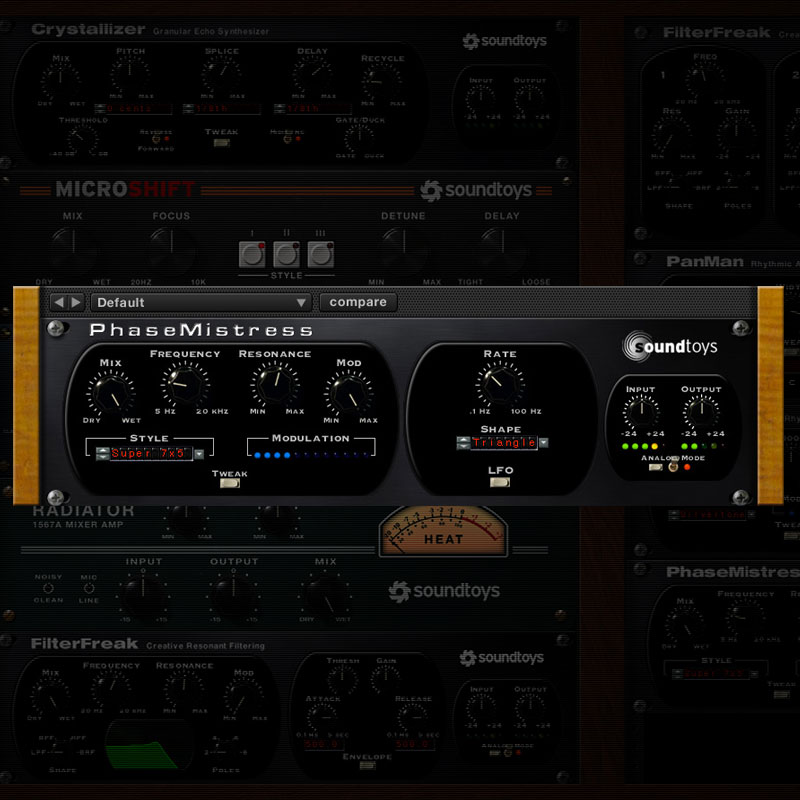 SOUNDTOYS PHASEMISTRESS 5 ダウンロード版 安心の日本正規品!
