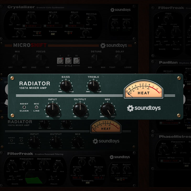 SOUNDTOYS RADIATOR SOUNDTOYS 5 5 ダウンロード版 安心の日本正規品!, カグラシ:d6bb3659 --- jphupkens.be