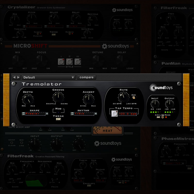SOUNDTOYS TREMOLATOR 5 ダウンロード版 安心の日本正規品!