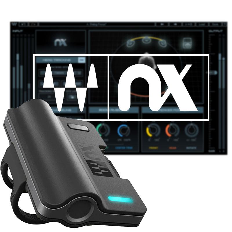 WAVES Nx Head Tracker & Virtual Mix Room over Headphones ダウンロード版 数量限定特価!安心の日本正規品!