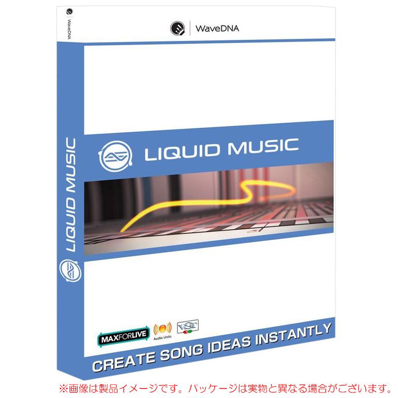 WaveDNA LIQUID MUSIC 安心の日本正規品!