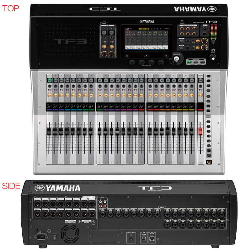 YAMAHA TF3 デジタルミキシングコンソール