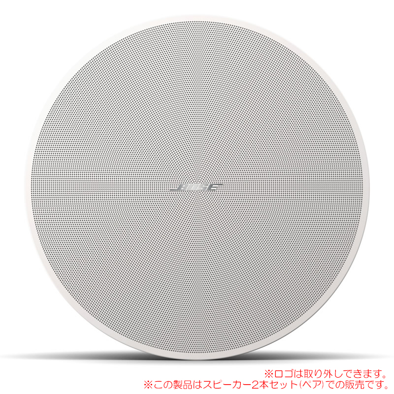 BOSE DESIGN MAX DM6C PAIR WHT 【2本1組】ホワイト