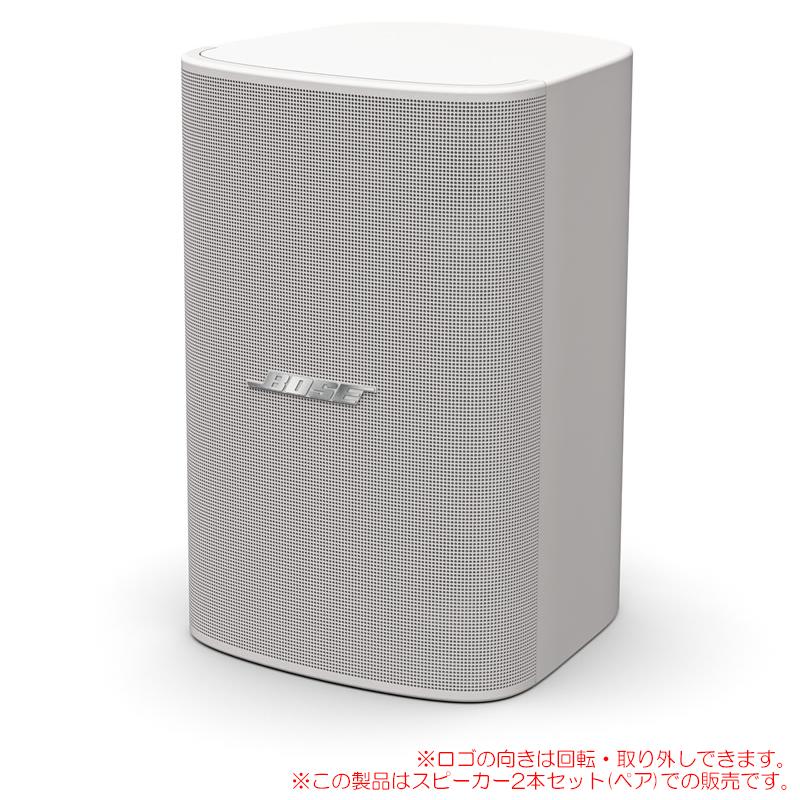 BOSE DESIGN MAX DM6SE PAIR WHT 【2本1組】ホワイト 全天候型