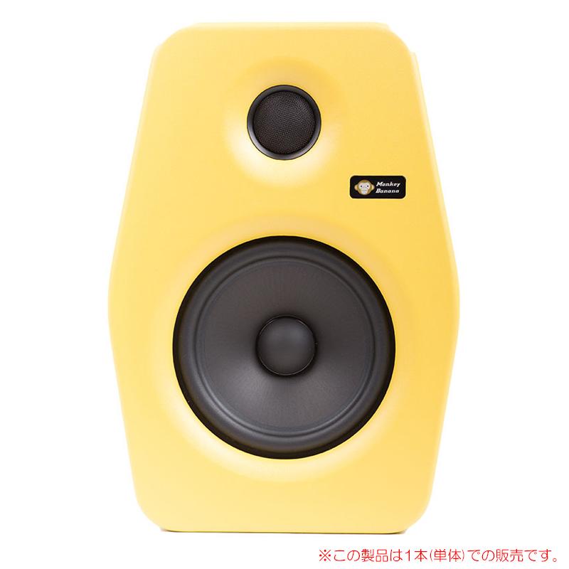 MONKEY BANANA TURBO 6 BANANA 1本単品 6インチ・アクティブ・スタジオモニター