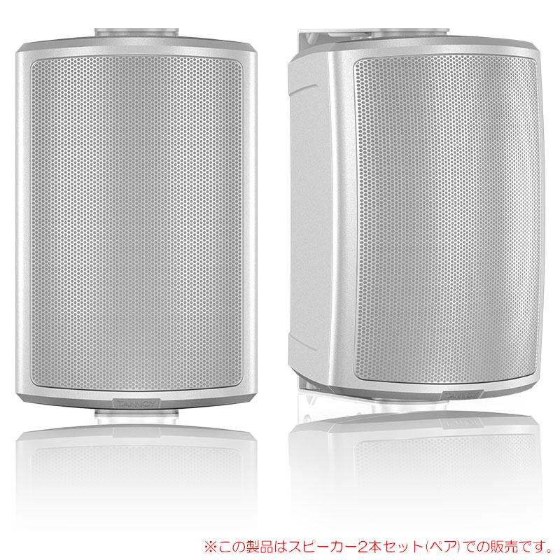 TANNOY AMS 5ICT-WH 2本ペア ホワイト 壁掛けスピーカー