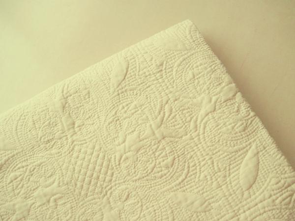鋪設墊襯加寬單人床夏天涼爽感棉100%中的棉棉布水洗敷墊襯全盤刺綉被褥的愉快可洗人気商品敷墊襯