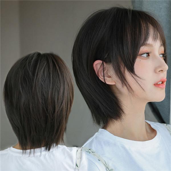 ウィッグ レディースファッション 入荷予定 女装 原宿系 販売期間 限定のお得なタイムセール 自然なヘアスタイル かつら ハロウィン 大量注文にも対応しています フリーサイズ ボブ ショート 自然なヘア dp043g4g4x4 レディース 代引き不可 コスプレ フルウィッグボブ