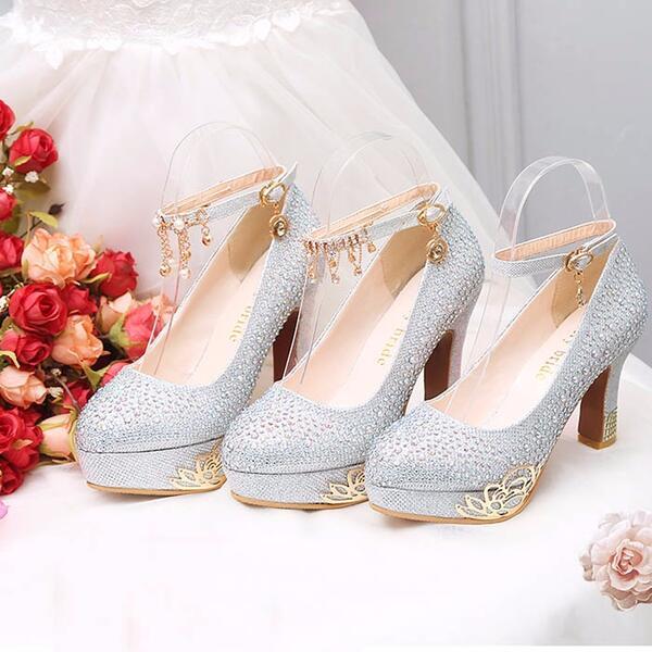 a52ca79747565  サイズ有21.5 22.0 22.5 23.0 23.5 24.0 24.5 25.0 25.5 26.0 26.5 美脚パンプス  ブライダルシューズ ウェディング 靴 ハイヒール ローヒール結婚式 発表会 二次会 ...