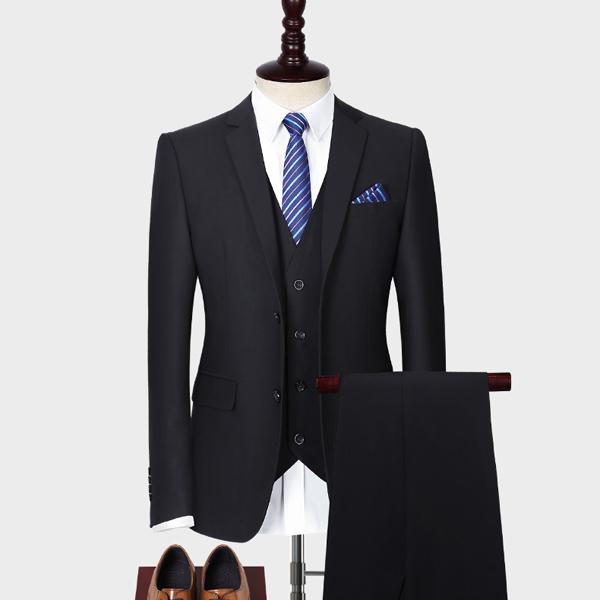 【サイズ有S/M/L/XL/2XL/3XL/4XL】メンズスーツ スリムスーツ 2つボタン 男性 スーツ グレー スーツ セットアップ 1つボタン ベスト追加可 ビジネススーツ リクルートスーツ ブラック ブルー パープル レッド グレー dg678f0f0h3/代引き不可 02P09Jul16