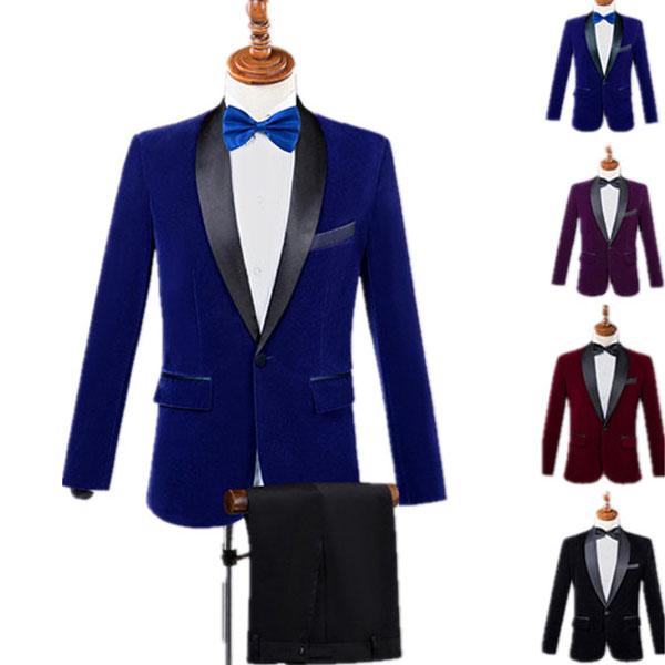 期間限定 マスクプレゼント中 演出 王子様 貴公子 大人 演奏会 メンズ スーツ 黒 紫 男性スーツ S~2XL ブルー スリム ステージ 衣装 演劇 貴族服装 クリスマス仮装 大人 ハロウィン ワインレッド S~2XL dg325d3d3d41cTlFKJ