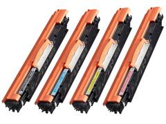 【ポイントアップ中!】プリンタートナー  リサイクル品 【即納】キャノン トナーカートリッジ329 [4色セット][CANONリサイクルトナー]Satera LBP7010C (サテラ)【安心保証】【送料無料】