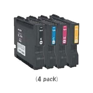 【ポイントアップ中!】【即納】リコー GC21KCMYH(Lサイズ)[4色セット]×1パック[RICOHリサイクルインク] IPSiO GX 5000 GX 7000【あす楽対応】【安心保証】【送料無料】