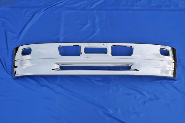 ファイター 無料 バンパー リップスカート 三菱ふそう 毎日続々入荷 NEW フルコンファイター フロント メッキ 標準 セット