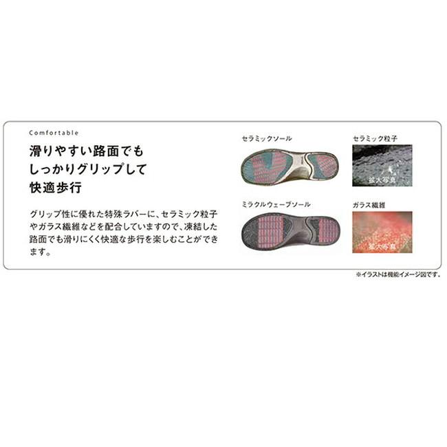 【ポイント5倍】【あす楽】トップドライ TDY39-29(A) AF3929 レインブーツ レディース(22.0~25.0cm/3E)