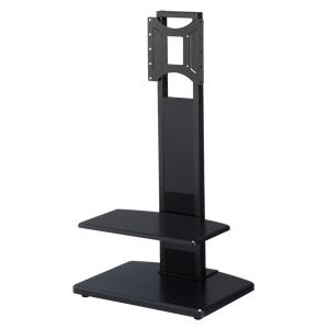 テレビの垂直角度や高さなど、幅広い調整が可能 HAYAMI コーナー対応壁寄せテレビスタンド 23~32インチ KF-350 【代引不可】【同梱不可】