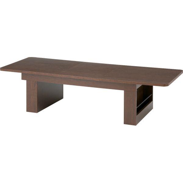 伸張式テーブル ローテーブル モノ エクステンションテーブル NET-605BR NET-605BR 【代引不可】【同梱不可】