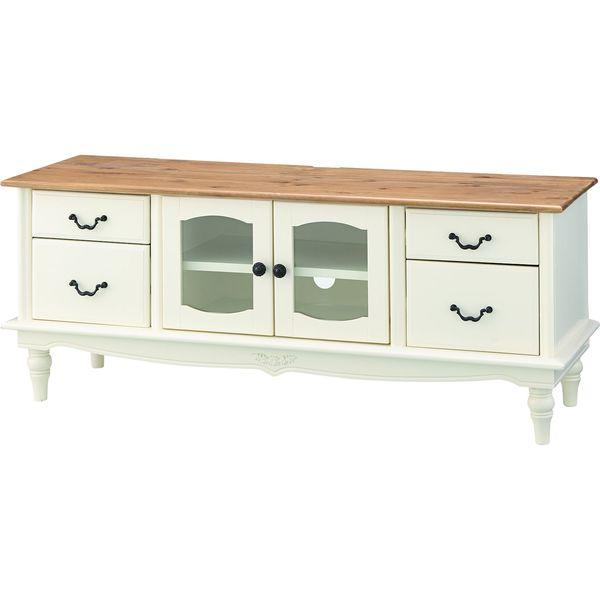 TVボード ワイド 棚 ボード 収納 AZUMAYA PM-851 おしゃれ デザイン家具 インテリア 家具 【同梱不可】