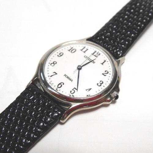 FORMA CITIZEN レディース クオーツ 腕時計 FRF36-1965WP