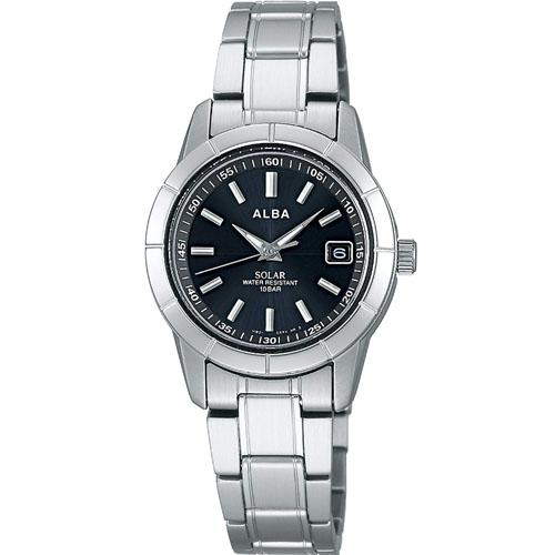 [アルバ]ALBA 腕時計 スタンダードウオッチ ソーラー AEGD505 レディース