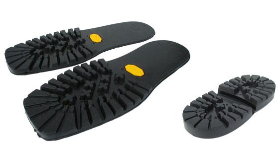 ビブラム社(Vibram)靴底修理用【ソール&ヒールセット】1100 サイズ:43/44