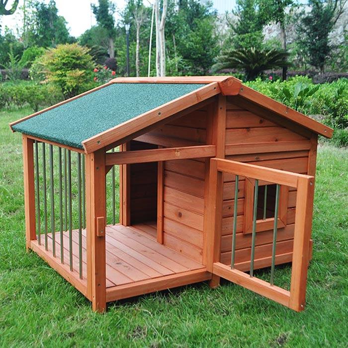 犬小屋 犬用 ペット 木製 犬舎 庭 中型犬 サークル ドッグハウス ペット用品 犬用品 小屋 犬小屋 犬用 ペット ウッディ犬舎 木製 サークル ペットハウス