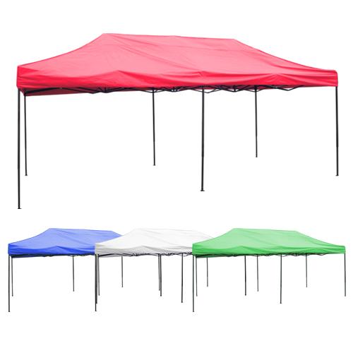 タープテント 大型テント 3x6m 日除け 頑丈フレーム 防水 少年野球 サッカー 屋台 イベント テント