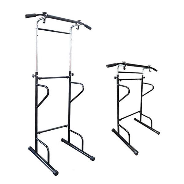 ぶら下がり健康器 エクササイズ トレーニング チンニング ディップス プッシュアップ 筋トレ 背筋伸ばし 腹筋 懸垂 健康管理 洗濯物干し