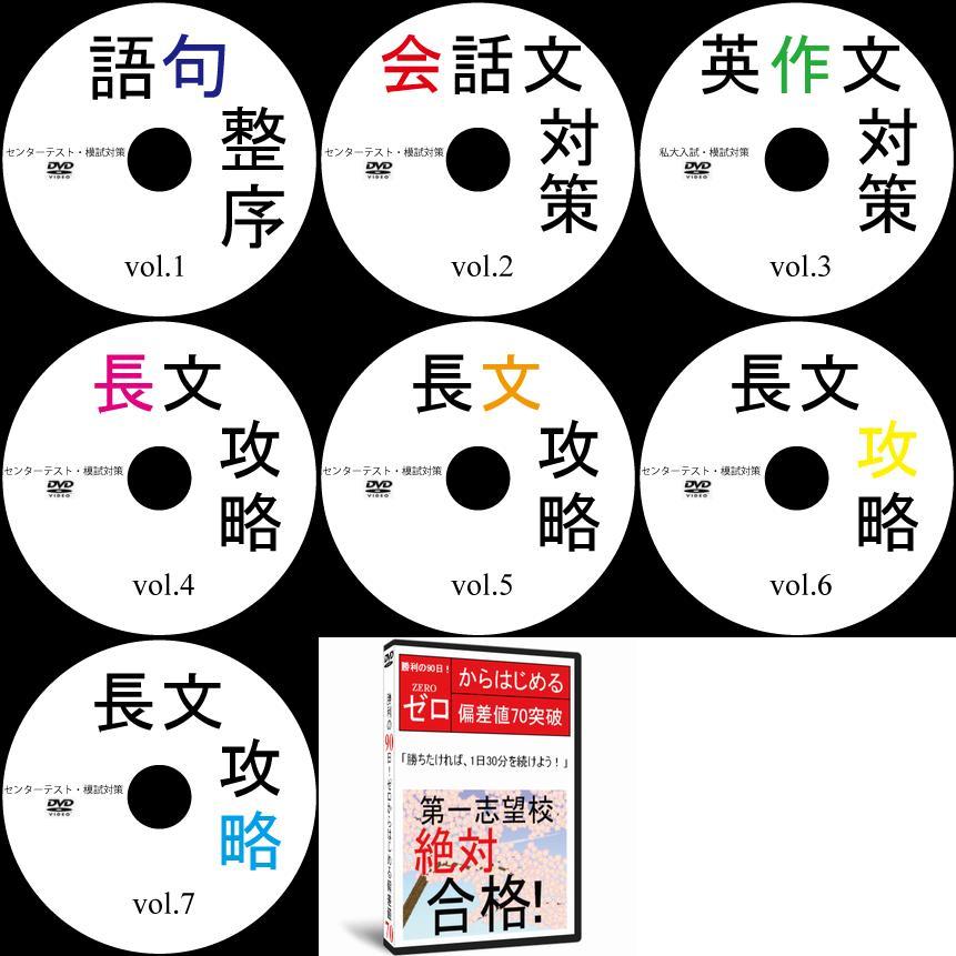 高校英語DVD全7枚