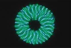 チューブライト【LEDルミネチューブライト 6mセット 白・緑色】