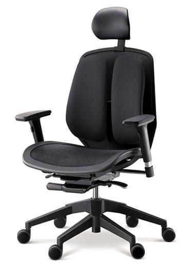 DUOREST(デュオレスト) α80H(メッシュ座面モデル) duorest chair