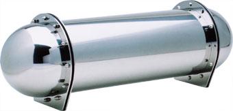 18-8ステンレス 「タイムカプセルCAPSULE TYPE L ヨコ型21.0 L」 日本製