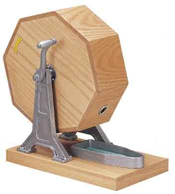 木製抽選器(抽選機) 2,500球用/入数:1台