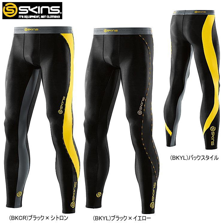 スキンズSKINS DNAMIC メンズ ロングタイツ DK9905001 コンプレッションウェア インナー スポーツ