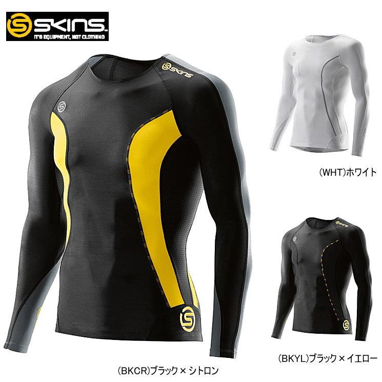 スキンズSKINS DNAMIC メンズ ロングスリーブトップ DK9905005 コンプレッションウェア インナー スポーツ