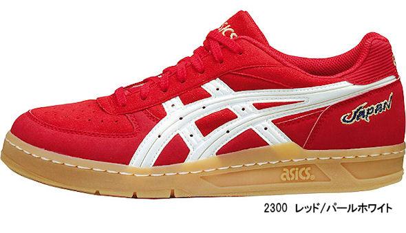 手球鞋室内事情asics亚瑟士天手JAPAN-S THH515 surimutaipuhandoborushuzu